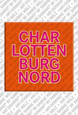 ART-DOMINO® by SABINE WELZ Berlin-Charlottenburg-Nord – Schriftzug