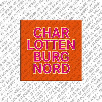 ART-DOMINO® by SABINE WELZ Berlin-Charlottenburg-Nord – Lettering