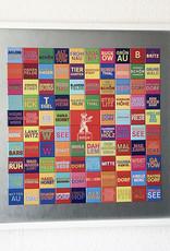 ART-DOMINO® by SABINE WELZ Berlin - Motiv-Mix 100-01