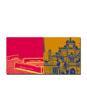 ART-DOMINO® BY SABINE WELZ Kopenhagen - Art Festival + Börse