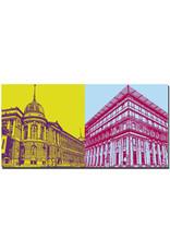 ART-DOMINO® BY SABINE WELZ Stuttgart - Haus der Wirtschaft + Börse