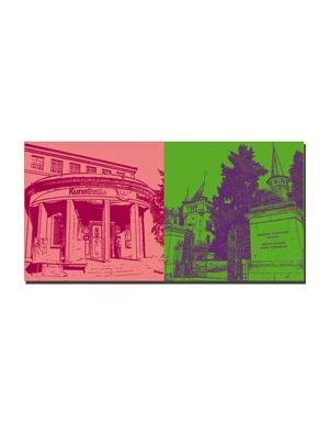 ART-DOMINO® BY SABINE WELZ Bern - Kunsthalle + Einsteinmuseum