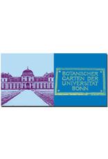 ART-DOMINO® BY SABINE WELZ Bonn - Poppelsdorfer Schloss + Botanischer Garten