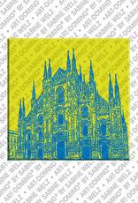 ART-DOMINO® by SABINE WELZ Milan - Duomo - 1