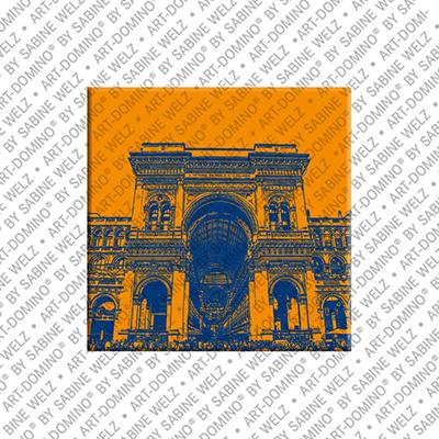 ART-DOMINO® by SABINE WELZ Mailand - Galleria Vittoio Emanuele