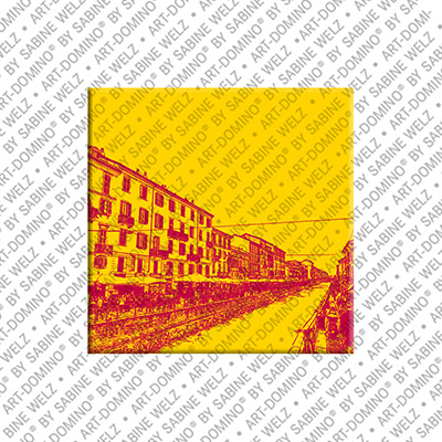 ART-DOMINO® by SABINE WELZ Mailand - Navigli