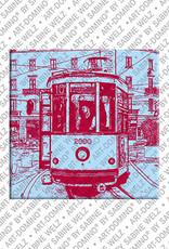ART-DOMINO® by SABINE WELZ Milan - Tram Milan