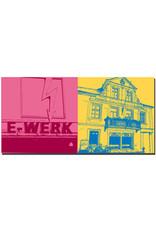 ART-DOMINO® BY SABINE WELZ Erlangen - E-Werk + Gummi-Wörner-Haus
