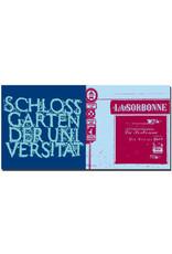 ART-DOMINO® BY SABINE WELZ Erlangen - Schild Schlossgarten + La Sorbonne