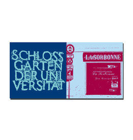ART-DOMINO® by SABINE WELZ LEINWANDBILD - ERLANGEN - 7616