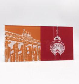 ART-DOMINO® by SABINE WELZ PHOTO ACRYLIQUE - BERLIN - 01