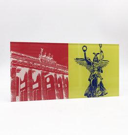 ART-DOMINO® by SABINE WELZ PHOTO ACRYLIQUE - BERLIN - 02