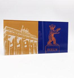 ART-DOMINO® by SABINE WELZ PHOTO ACRYLIQUE - BERLIN - 03