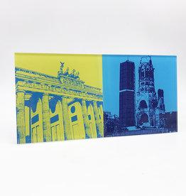ART-DOMINO® by SABINE WELZ PHOTO ACRYLIQUE - BERLIN - 05