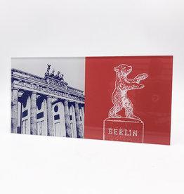 ART-DOMINO® by SABINE WELZ PHOTO ACRYLIQUE - BERLIN - 07