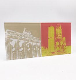 ART-DOMINO® by SABINE WELZ PHOTO ACRYLIQUE - BERLIN - 10