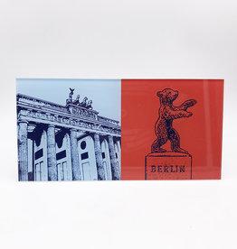 ART-DOMINO® by SABINE WELZ PHOTO ACRYLIQUE - BERLIN - 12