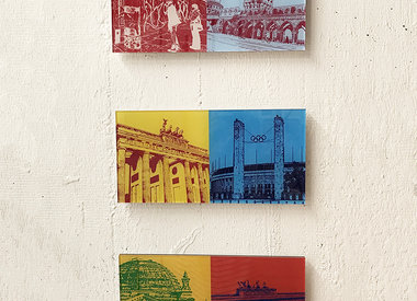 ACRYLIC IMAGES 30 x 15 cm
