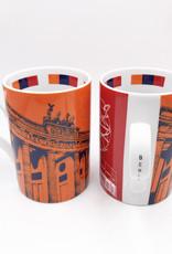 ART-DOMINO® BY SABINE WELZ BERLIN CITY-MUG - 17