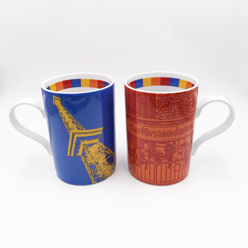 ART-DOMINO® by SABINE WELZ BERLIN CITY-MUG - 20