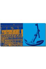 ART-DOMINO® BY SABINE WELZ Kiel - Ostseekai + Anker