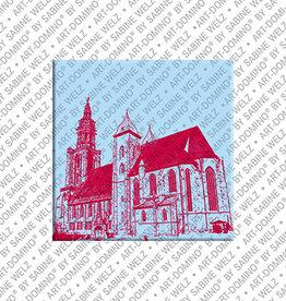 ART-DOMINO® by SABINE WELZ Aimant - Heilbronn - 01