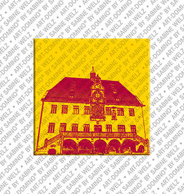 ART-DOMINO® by SABINE WELZ Aimant - Heilbronn - 03