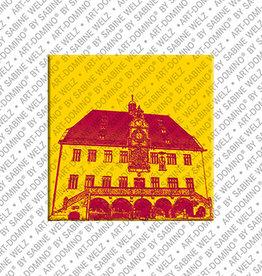 ART-DOMINO® by SABINE WELZ Magnet - Heilbronn - 03
