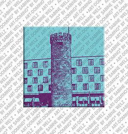 ART-DOMINO® by SABINE WELZ Magnet - Heilbronn - 05