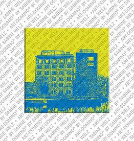 ART-DOMINO® by SABINE WELZ Magnet - Heilbronn - 07