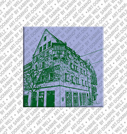 ART-DOMINO® by SABINE WELZ Magnet - Heilbronn - 09