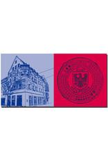 ART-DOMINO® BY SABINE WELZ Heilbronn - Käthchenhaus + Kanaldeckel