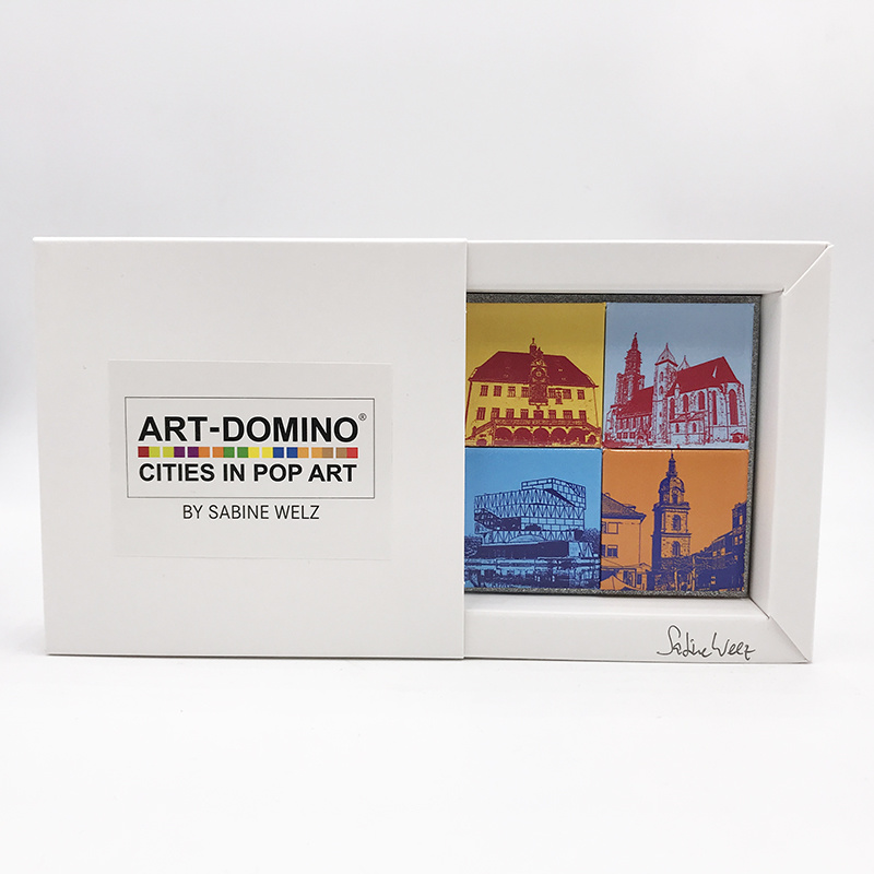 ART-DOMINO® by SABINE WELZ Heilbronn - Different motives - 4 - 01
