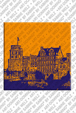 ART-DOMINO® by SABINE WELZ Heidelberg - Château