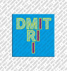 ART-DOMINO® by SABINE WELZ Magnet DMITRII