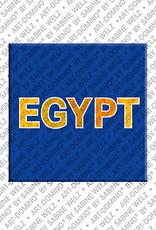 ART-DOMINO® BY SABINE WELZ Egypt - Schriftzug