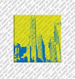 ART-DOMINO® BY SABINE WELZ Magnet - ÄGYPTEN - 05