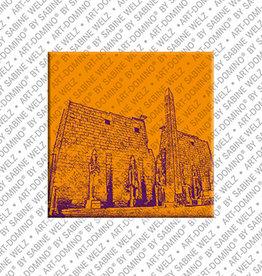 ART-DOMINO® BY SABINE WELZ Magnet - ÄGYPTEN - 07