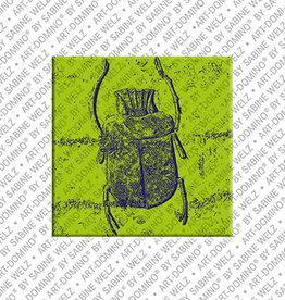 ART-DOMINO® BY SABINE WELZ Magnet - ÄGYPTEN - 08