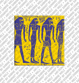 ART-DOMINO® BY SABINE WELZ Magnet - ÄGYPTEN - 09