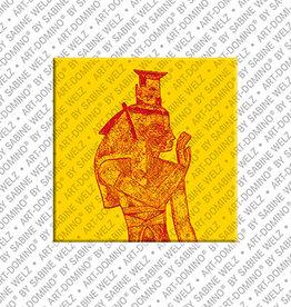 ART-DOMINO® BY SABINE WELZ Magnet - ÄGYPTEN - 10