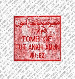 ART-DOMINO® BY SABINE WELZ Magnet - ÄGYPTEN - 11