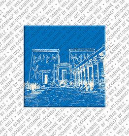 ART-DOMINO® BY SABINE WELZ Magnet - ÄGYPTEN - 15