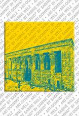 ART-DOMINO® BY SABINE WELZ Ägypten - Esna - ChnumTempel
