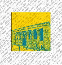 ART-DOMINO® BY SABINE WELZ Magnet - ÄGYPTEN - 16