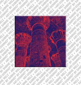 ART-DOMINO® BY SABINE WELZ Magnet - ÄGYPTEN - 17