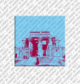 ART-DOMINO® BY SABINE WELZ Magnet - ÄGYPTEN - 20