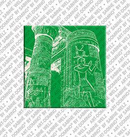 ART-DOMINO® BY SABINE WELZ Magnet - ÄGYPTEN - 21