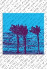 ART-DOMINO® BY SABINE WELZ Ägypten - Wüste am Roten Meer