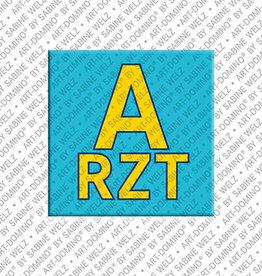 ART-DOMINO® by SABINE WELZ Aimant - ARZT